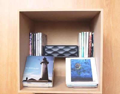 息子のCD Box