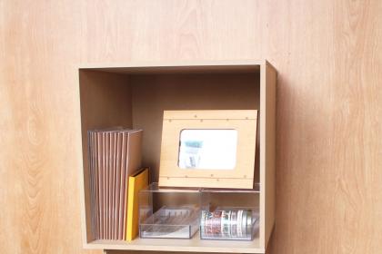 アルバム収納Box