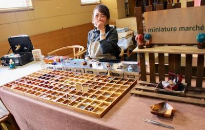 伊藤整理収納店|ミニチュアマルシェ11